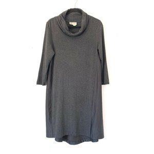 Anthropologie Saturday Sunday M Cowl Neck Dress